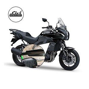 Protetor Mão Kawasaki Versys 1000 até 2015