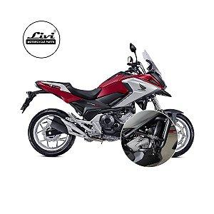 Protetor Motor Honda NC 700X / NC 750 X - (COM PEDALEIRAS)