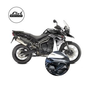 Protetor de carenagem e Motor Triumph Tiger 800 XC / ABS (SUPERIOR)