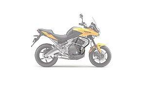 Protetor de motor e carenagem Kawasaki Versys 650 até 2015.