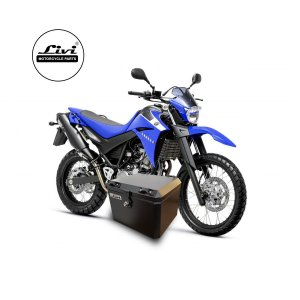 Baú central Top Case 43 Litros XT 660 R