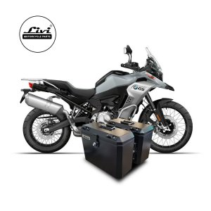Baús Laterais 35 litros Livi para BMW F850 GS Adventure