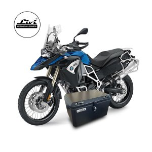Baús central 50 litros Livi para BMW F800 GS Adventure.