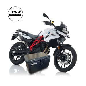Top Case 50 litros LIVI para moto BMW F700 GS