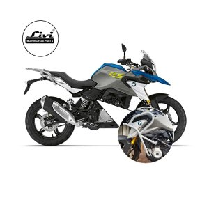 Protetor de carenagem bmw g 310 gs