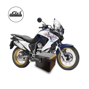 Top Case Honda Transalp XL 700V - 43 litros