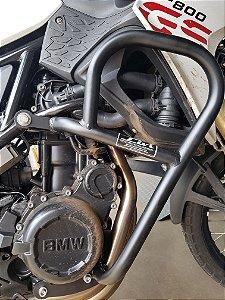 Protetor motor e carenagem BMW F 800 GS ( sem pedaleiras)