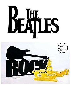 Decoração Rock - The Beatles Guitarra - COMBO 15% OFF!!