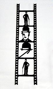 Decoração de Interior - Cinema: Charles Chaplin
