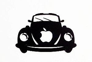 """Decoração de Interior - Fusca """"Apple"""""""