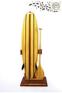 Réplica Stand Up Paddle Madeira Maciça