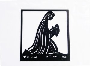 Decoração Religiosa: Virgem Maria