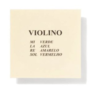 Corda Avulsa Mi para Violino Mauro Calixto Padrão 101