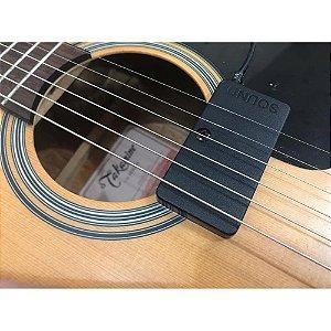 Captador Malagoli Magnetico para violão Neo c/ Jack 03-007