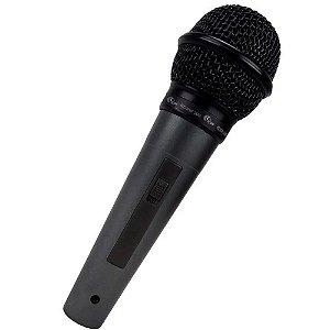 Microfone Kadosh Kds300 K300 Dinâmico Cardioide com fio