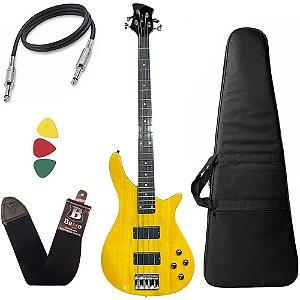 Kit Baixo Michael Modern Bass 4 cordas Ambar BM514N Capa