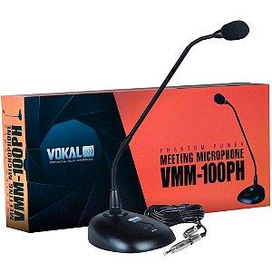 Microfone de mesa Vokal Vmm100ph Phanton Power 10599