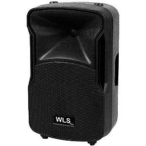 Caixa Passiva WLS W8 Pro 2v Preta
