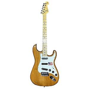 Guitarra SX American Alder Vintage Natural Sstalder