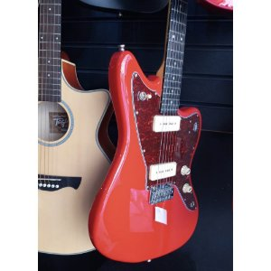Guitarra Tagima Tw61 Woodstock Jazzmaster vermelho Outlet