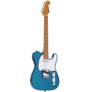 Guitarra Sx Stl50 Azul Lake Pacific Blue telecaster Vintage
