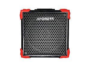 Amplificador onerr Block 20MT reverb violao teclado microfone