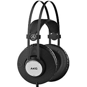 Headphone Akg K72 Profissional Estúdio Monitor fone ouvido