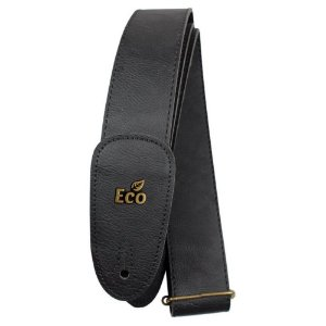 Alça Correia Basso Eco LT 01 Black Preto Guitarra Violão