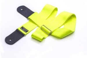 correia ibox trend ct507 amarelo Fluorescente neon brilhante guitarra baixo violao