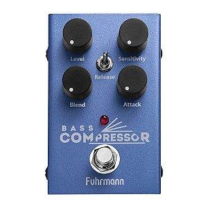 Pedal Fuhrmann Bass Compressor Bc10  Guitarra