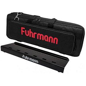 Pedalboard Fuhrmann Médio PB4 Preto