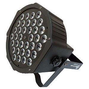 Canhão Led Spectrum 36 Leds Rgb SP3601 Bivolt 1 watts 000565