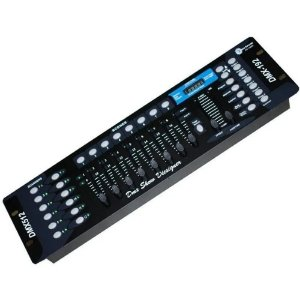 Mesa Controladora Dmx iluminação 192 Canais Spectrum Hp5001