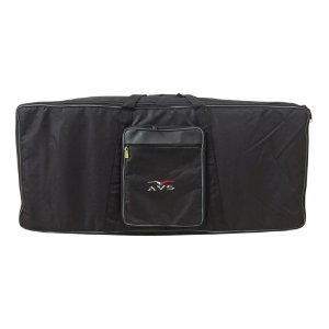 Capa Bag Teclado Avs 5/8 CH200 Preta 100x40x14cm