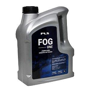 Liquido de Fumaça Pls 4 litros Fog One fluído importado 9850