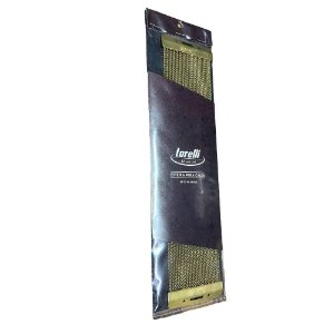 Esteira Caixa de bateria Torelli 14' Tec30 fios dourado