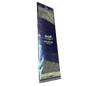 Esteira Caixa de bateria Torelli 14' Tec36 fios dourado