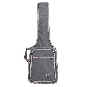 Capa bag Guitarra Jpg Bags Stone Cinza