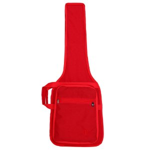 Capa bag Guitarra Jpg Bags Stone Vermelho