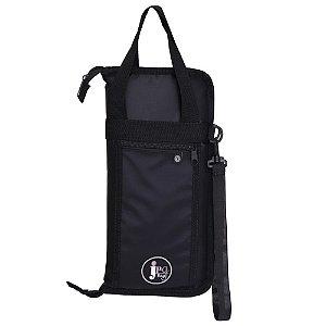 Capa Jpg Bags Porta Baquetas Extra Nylon 70 Preto