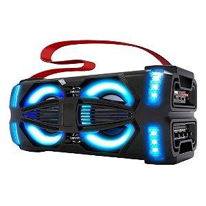 Caixa De Som Novik Neo Light X alça Portátil bateria