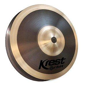 Prato Krest Chimbal Hi-hat 14' Bronze Orbit o14hh
