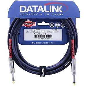 Cabo Datalink Garage Instrumentos 0,20mm P10 5 mt GI008
