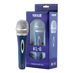 Microfone Vokal Kl6 com fio 11369