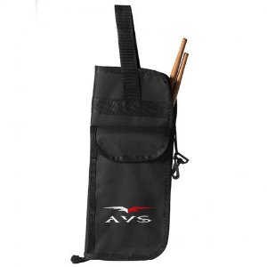 Estojo Bag Porta Baquetas Super Luxo Acolchoado Avs