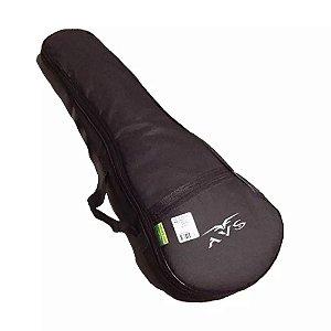 Capa Bag Para Ukulele Soprano 21k Super Luxo Acolchoado Avs