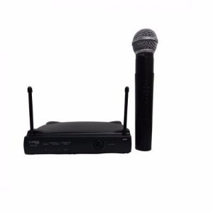 Microfone Profissional Tagima Tag Sound Sem Fio Tm559 + Case