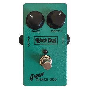 Pedal De Efeito Black Bug Tgp Green Phaser 900