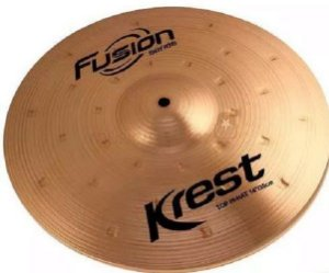 Prato de bateria krest fusion Ataque Thin Crash 15 b8 F15tc