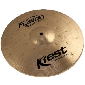 Prato De bateria krest fusion Ataque Medium Crash 17 F17mc